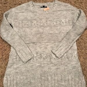Grey sweater american Eagle